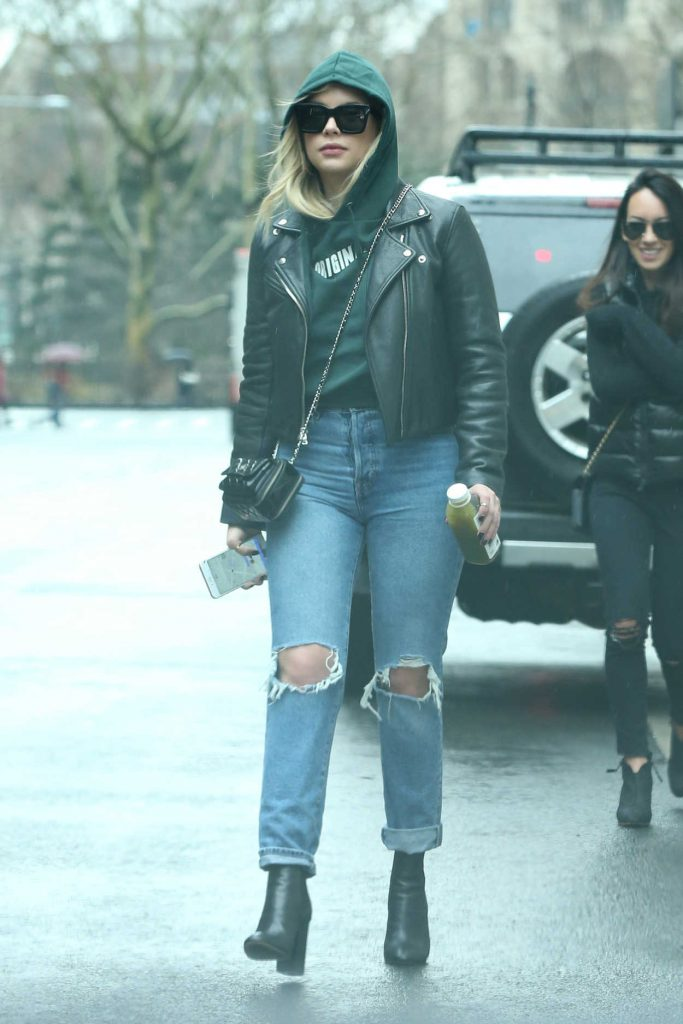 Ashley Benson Leaves Her Apartment in New York City 01/28/2018-2