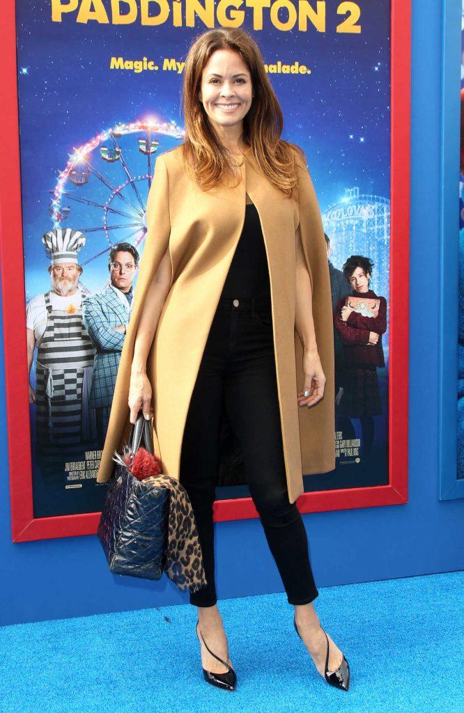 Brooke Burke at the Paddington 2 Premiere in Los Angeles 01/06/2018-1