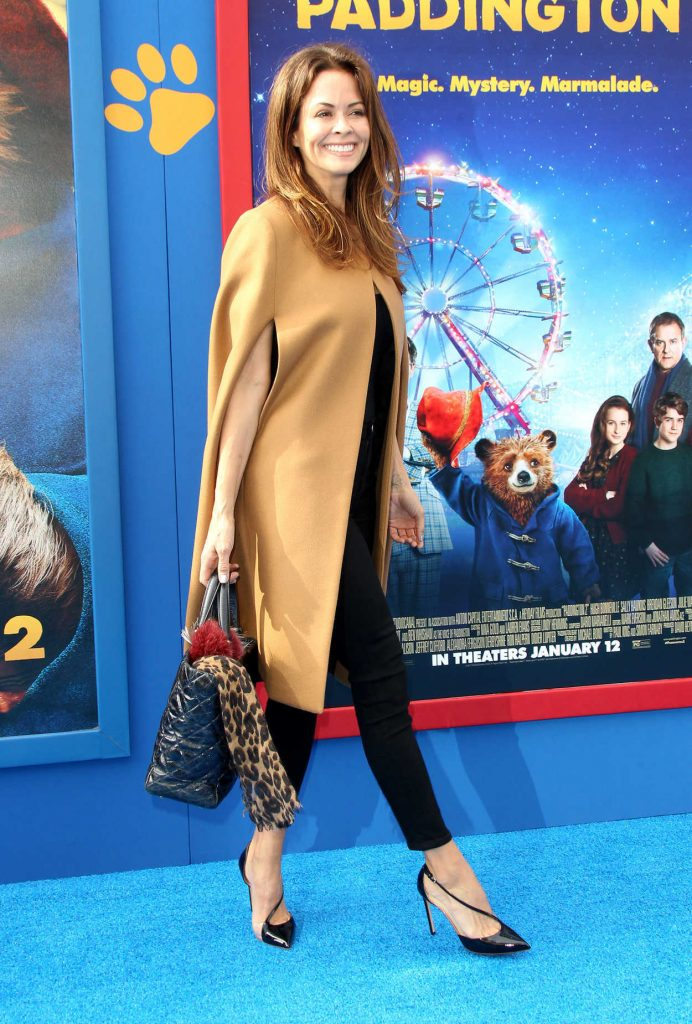 Brooke Burke at the Paddington 2 Premiere in Los Angeles 01/06/2018-3