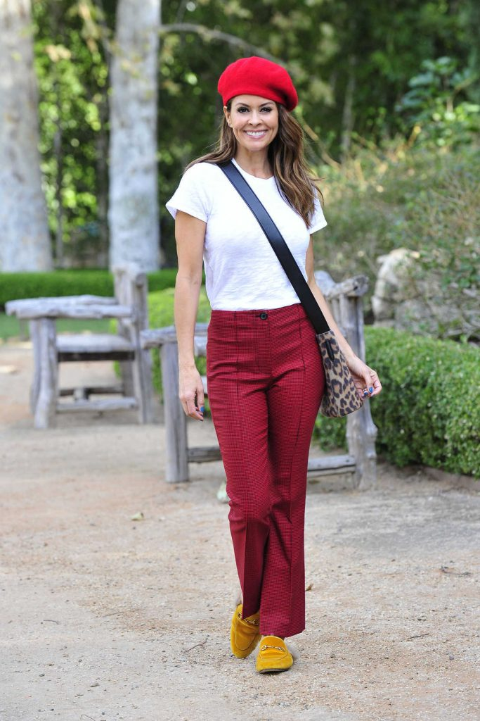 Brooke Burke Was Seen Out in Los Angeles 01/03/2018-1