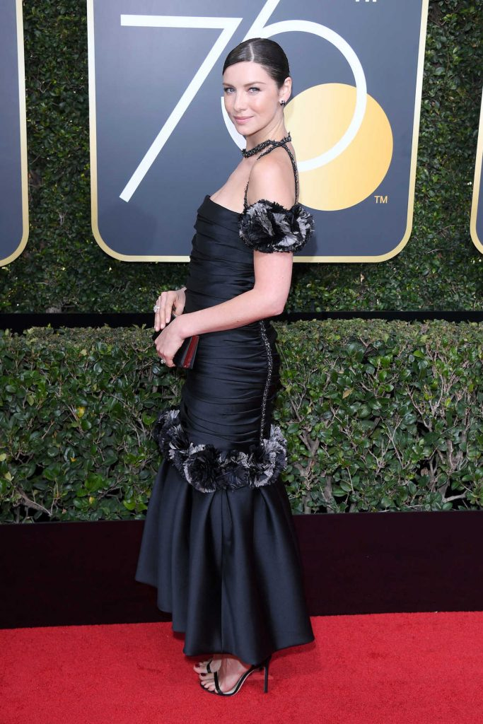 Caitriona Balfe at the 75th Annual Golden Globe Awards in Beverly Hills 01/07/2018-3