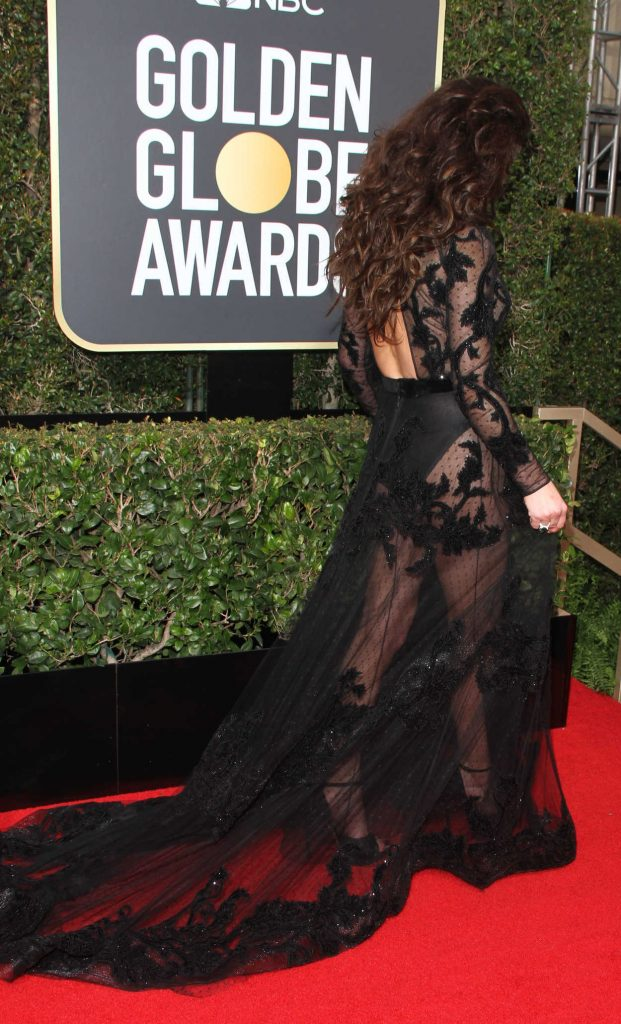 Catherine Zeta-Jones at the 75th Annual Golden Globe Awards in Beverly Hills 01/07/2018-3