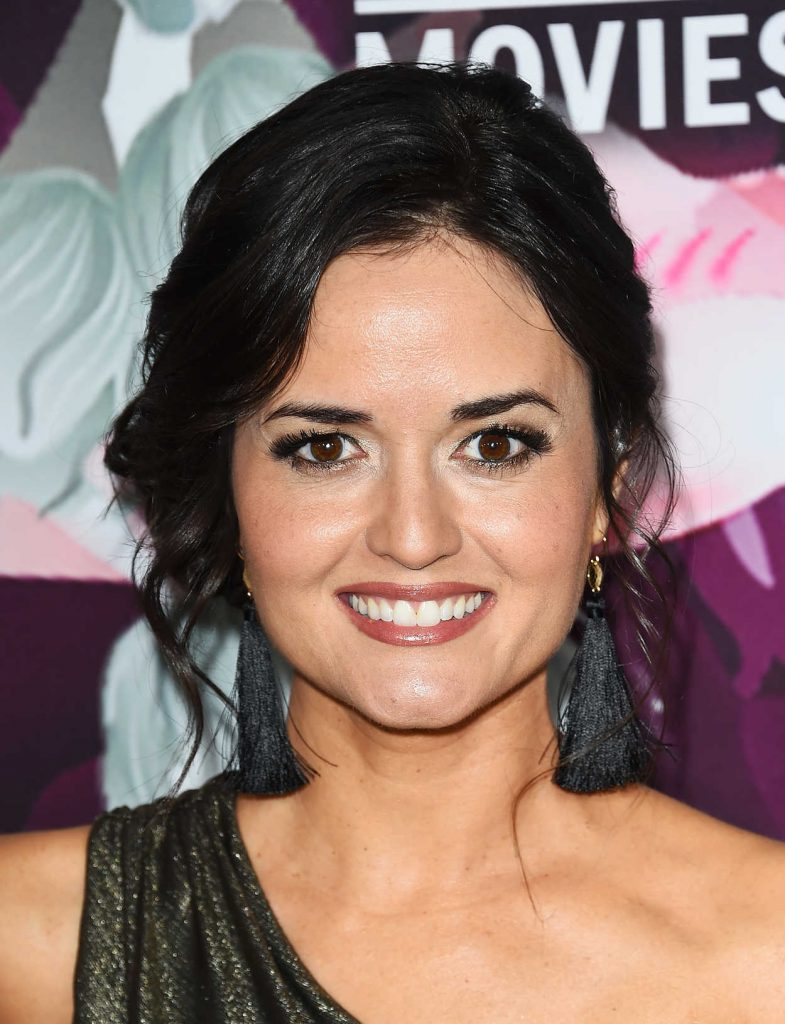 Danica McKellar at the Hallmark Channel All-Star Party During the TCA Winter Press Tour in Los Angeles 01/13/2018-5