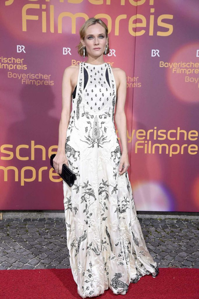 Diane Kruger at 2017 Bavarian Film Awards in the Prinzregenten Theater in Munich 01/19/2018-1