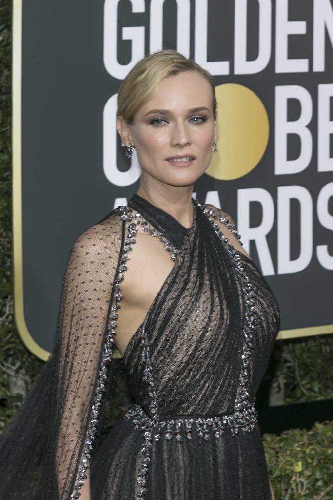 Diane Kruger at the 75th Annual Golden Globe Awards in Beverly Hills 01/07/2018-4