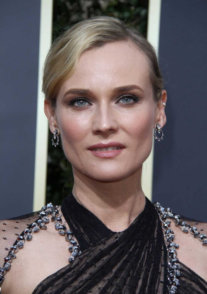 Diane Kruger at the 75th Annual Golden Globe Awards in Beverly Hills 01/07/2018-5