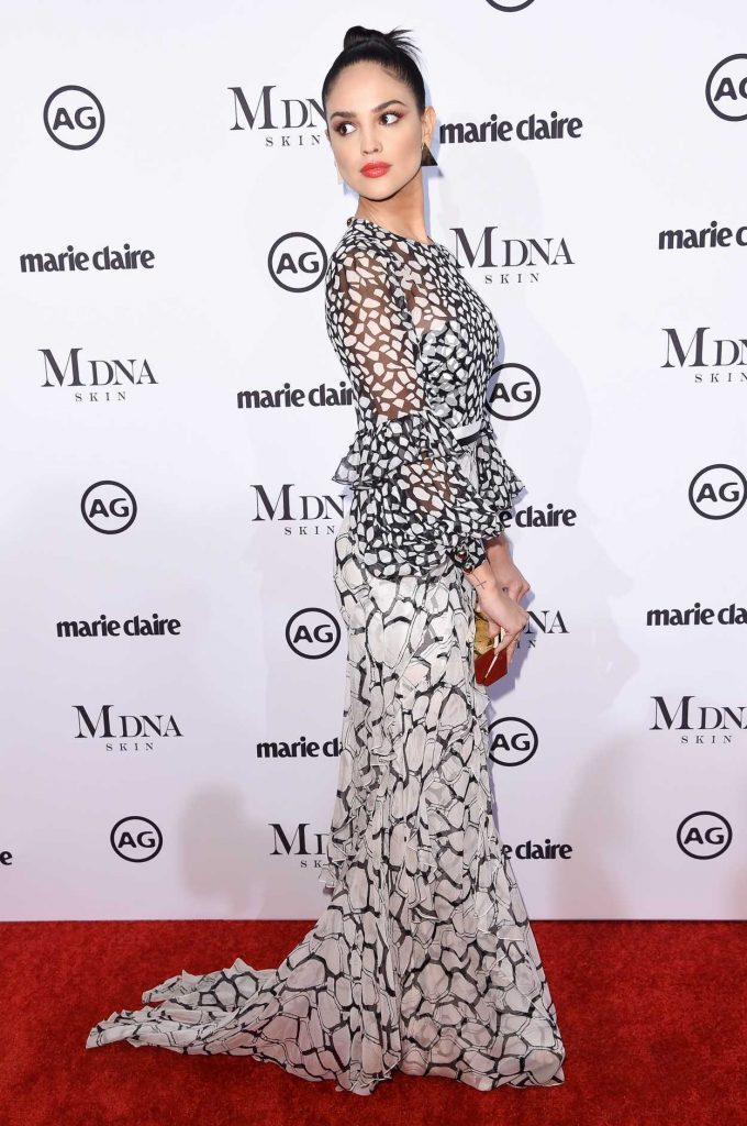 Eiza Gonzalez at the Marie Claire Image Makers Awards in Los Angeles 01/11/2018-3