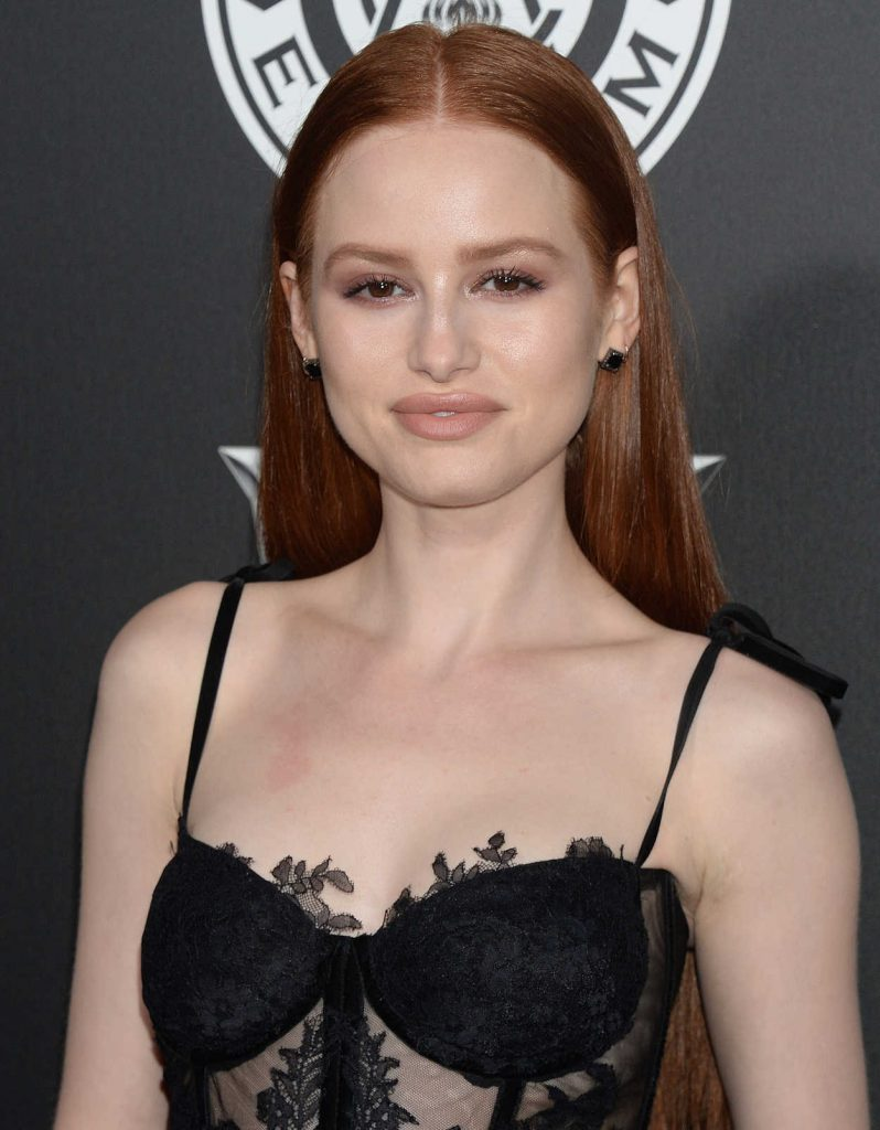 Madelaine Petsch at Art of Elysium 11th Annual Heaven Celebration at Barker Hangar in Santa Monica 01/06/2018-4
