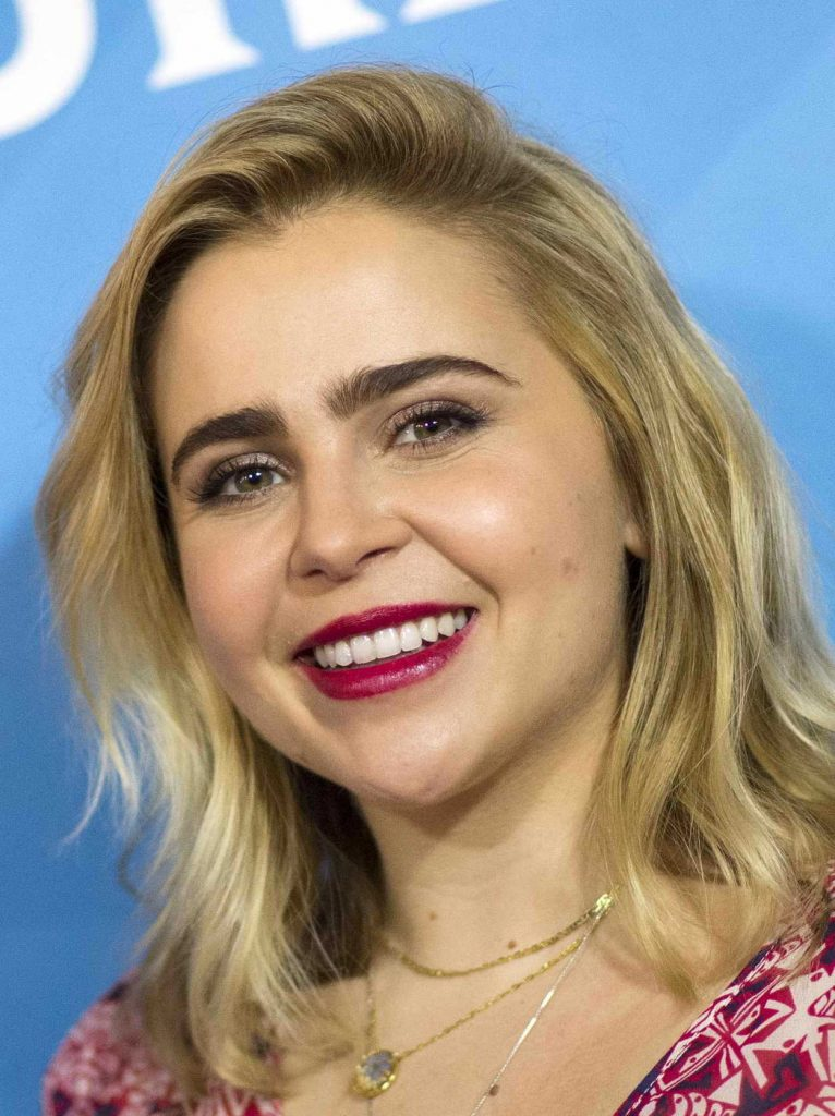 Mae Whitman at NBC Universal TCA Winter Press Tour in Pasadena 01/09/2018-5