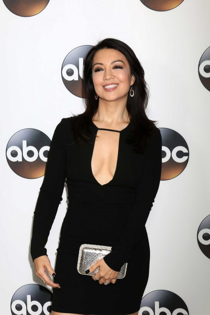 Ming-Na Wen at Disney ABC TCA Winter Press Tour in Pasadena 01/08/2018-4