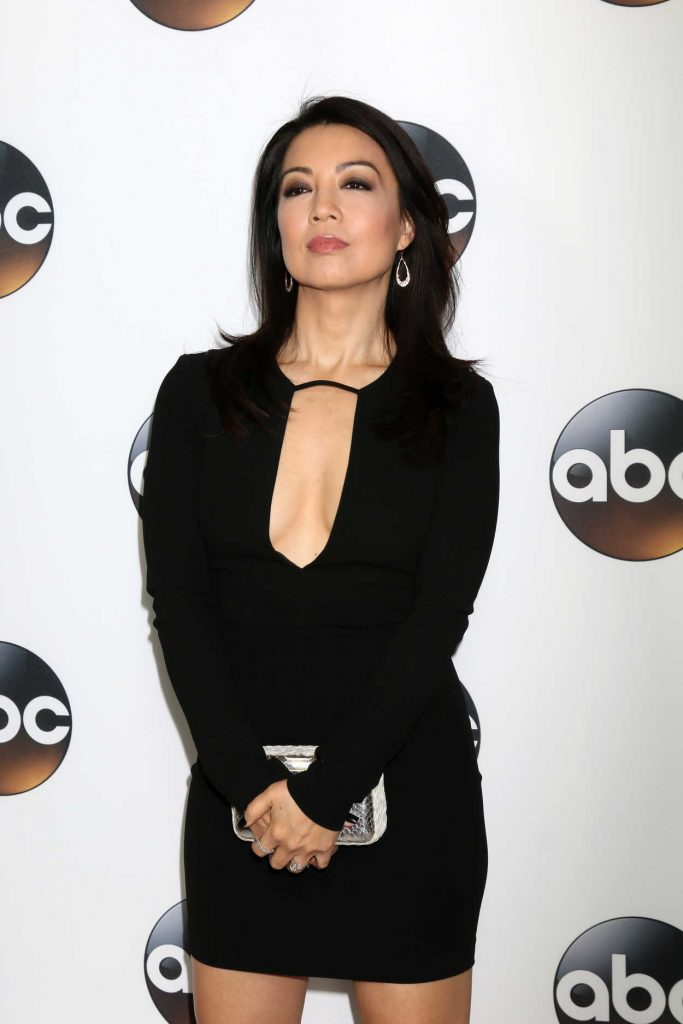 Ming-Na Wen at Disney ABC TCA Winter Press Tour in Pasadena 01/08/2018-5