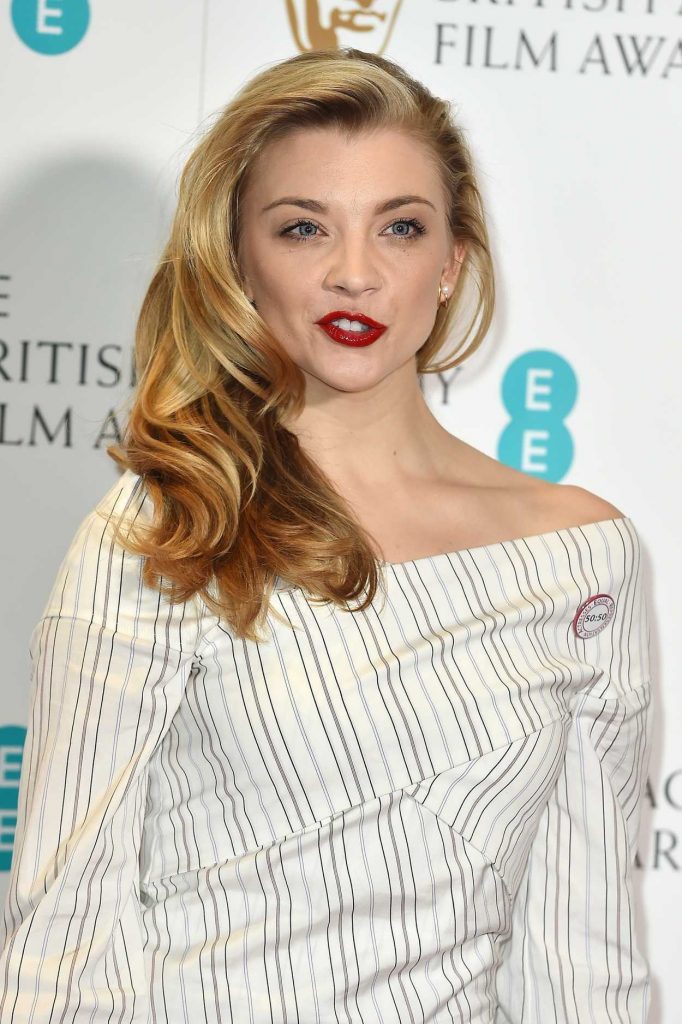 Natalie Dormer at British Academy Film Awards Nominations Announcement in London 01/09/2018-5