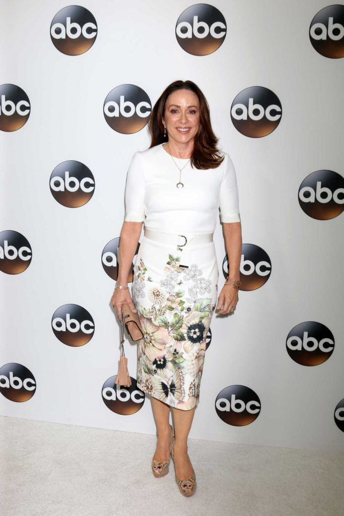 Patricia Heaton at Disney ABC TCA Winter Press Tour in Pasadena 01/08/2018-1