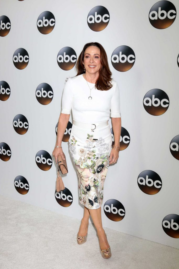 Patricia Heaton at Disney ABC TCA Winter Press Tour in Pasadena 01/08/2018-2
