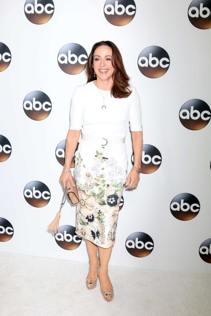 Patricia Heaton at Disney ABC TCA Winter Press Tour in Pasadena 01/08/2018-3