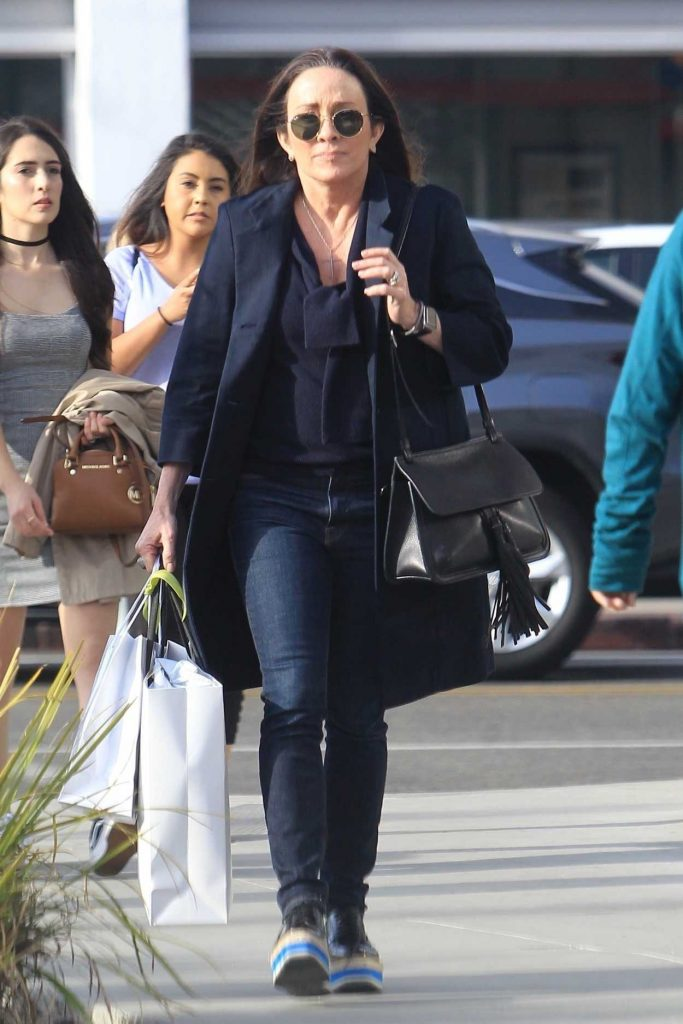 Patricia Heaton Was Seen Out in Beverly Hills 01/15/2018-1