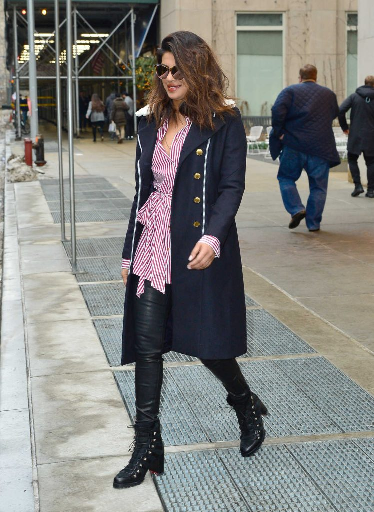 Priyanka Chopra Was Spotted Out in NYC 01/11/2018-3