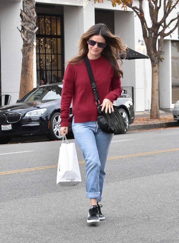 Rachel Bilson Was Seen Out in Los Angeles 01/03/2018-1