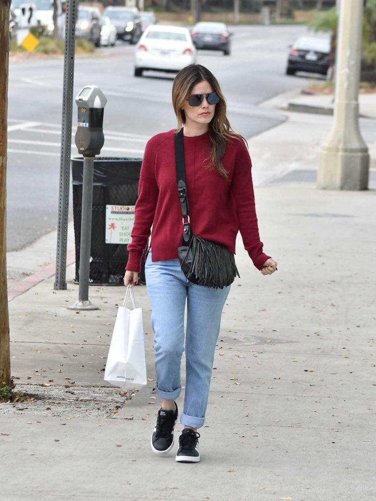 Rachel Bilson Was Seen Out in Los Angeles 01/03/2018-4