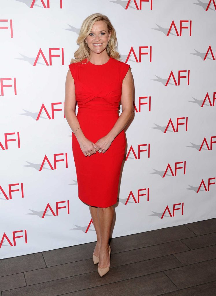 Reese Witherspoon at the 18th Annual AFI Awards in Los Angeles 01/05/2018-1