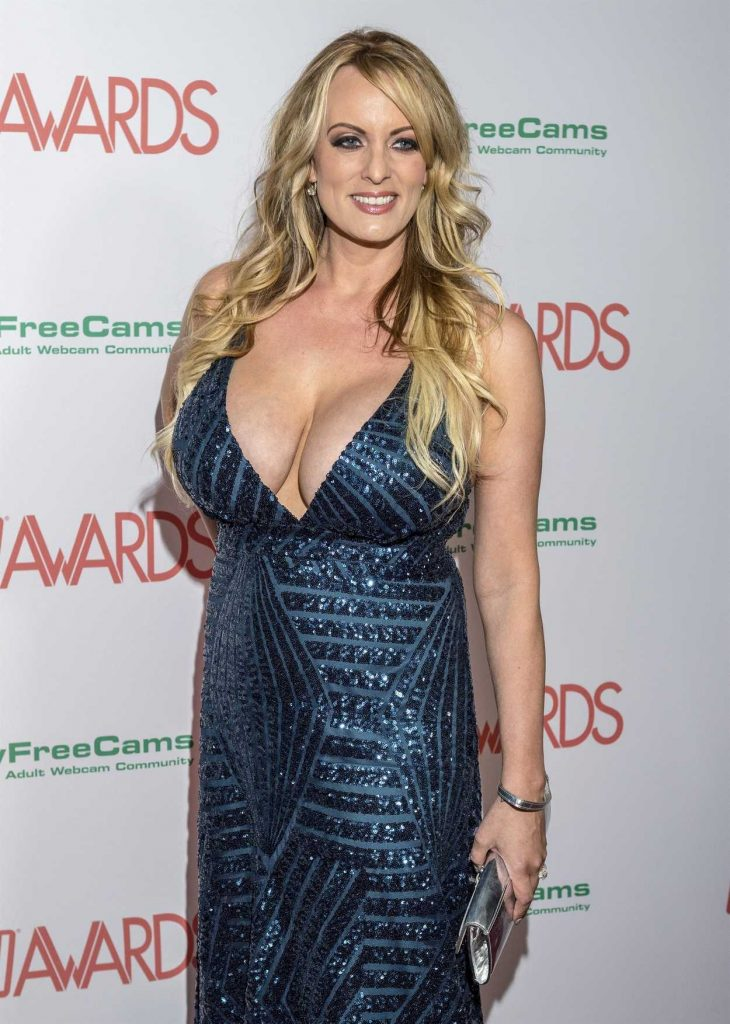 Stormy Daniels at AVN Awards in Las Vegas 01/27/2018 ... Reese Witherspoon Daughter