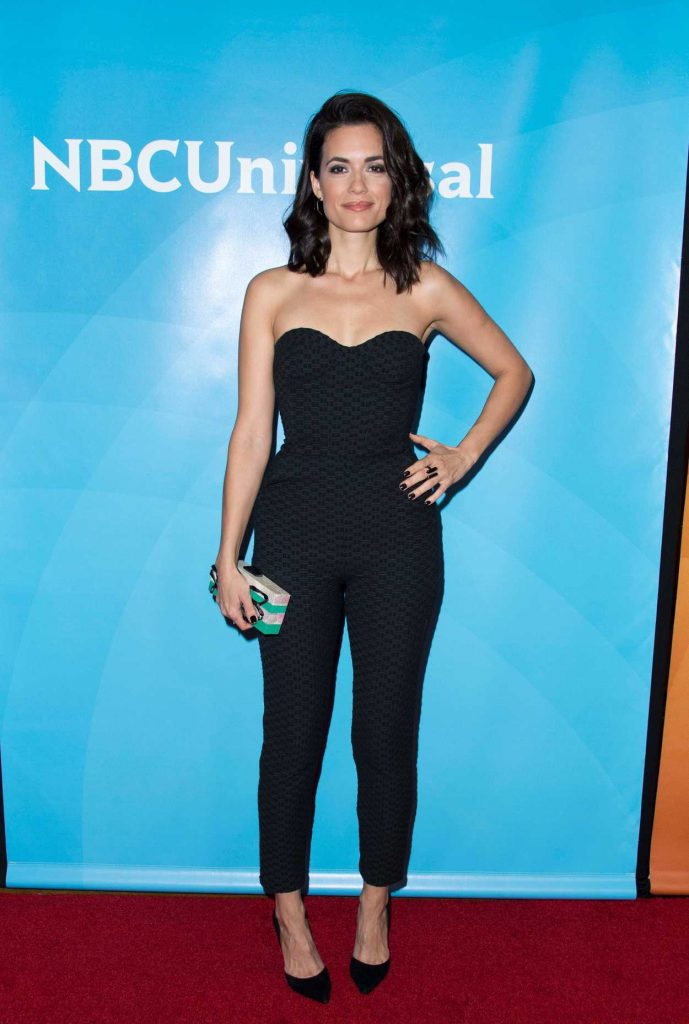 Torrey DeVitto at NBC Universal TCA Winter Press Tour in Pasadena 01/09/2018-2