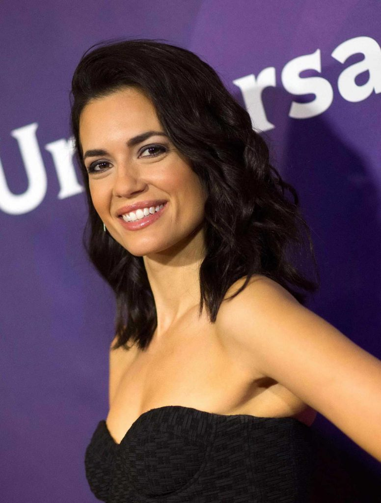 Torrey DeVitto at NBC Universal TCA Winter Press Tour in Pasadena 01/09/2018-4