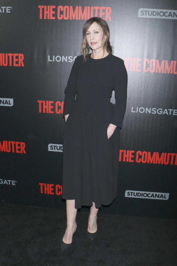 Vera Farmiga at The Commuter Premiere at AMC Loews Lincoln Square in NYC 01/08/2018-1