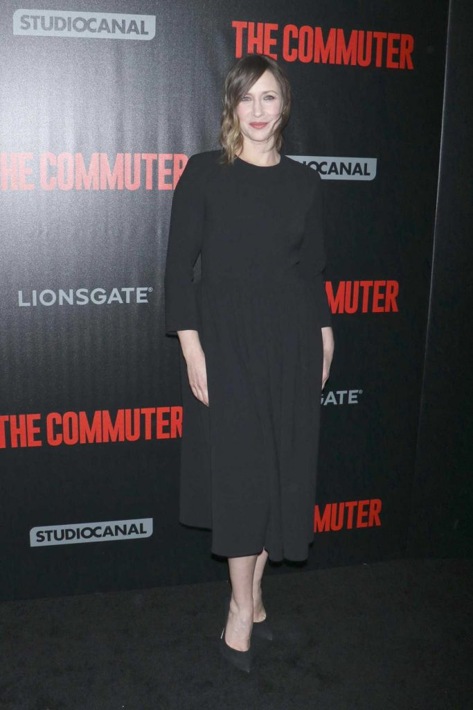 Vera Farmiga at The Commuter Premiere at AMC Loews Lincoln Square in NYC 01/08/2018-2