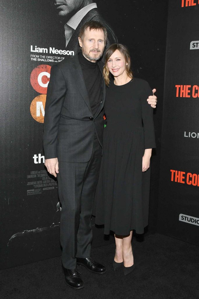 Vera Farmiga at The Commuter Premiere at AMC Loews Lincoln Square in NYC 01/08/2018-4