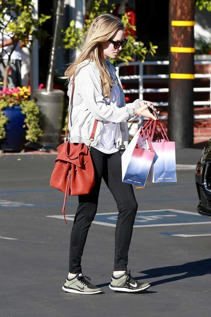 Amanda Seyfried Stops by Fred Segal for Some Shopping in West Hollywood 02/16/2018-5