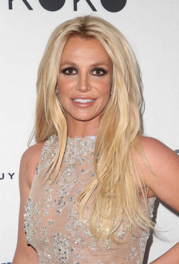 Britney Spears at Hollywood Beauty Awards in Los Angeles 02/25/2018-5