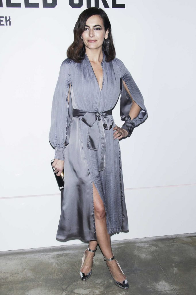 Camilla Belle at The Minefield Girl Audio Visual Book Launch at Lightbox in NYC 01/31/2018-1