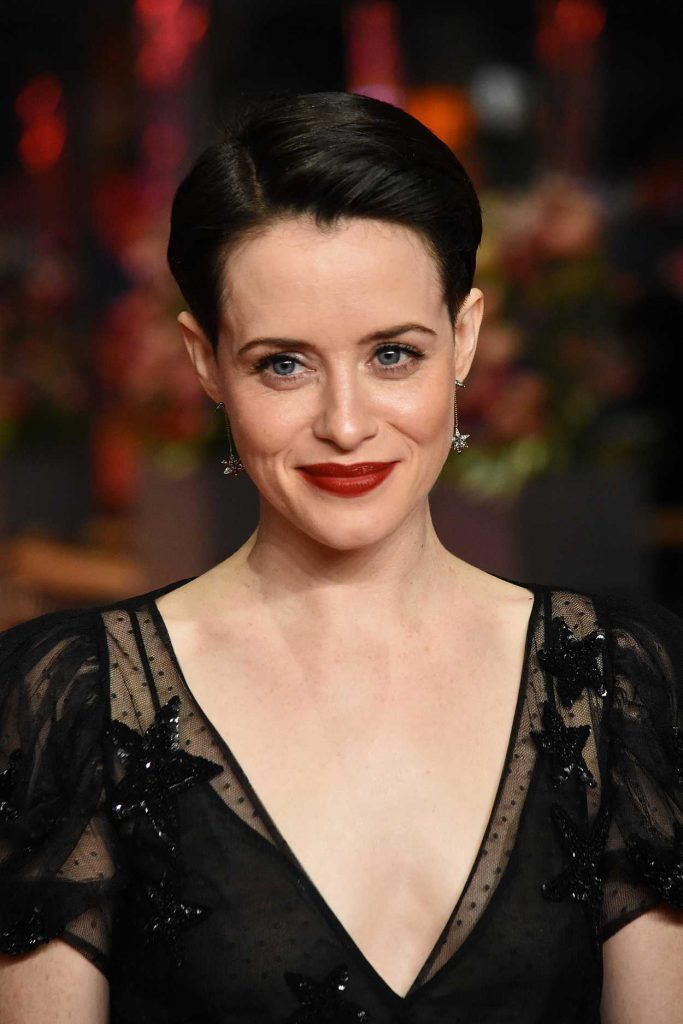 Claire Foy at the Unsane Premiere During the 68th Berlin Film Festival in Berlin 02/21/2018-5