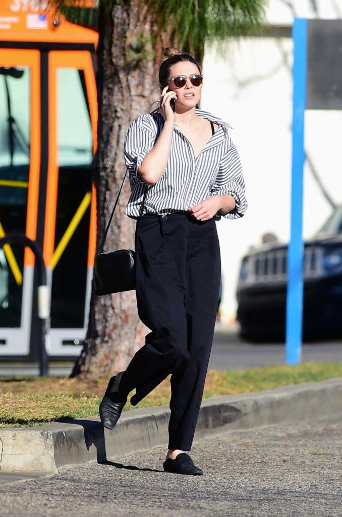 Elizabeth Olsen Was Seen Out in LA 02/08/2018-5