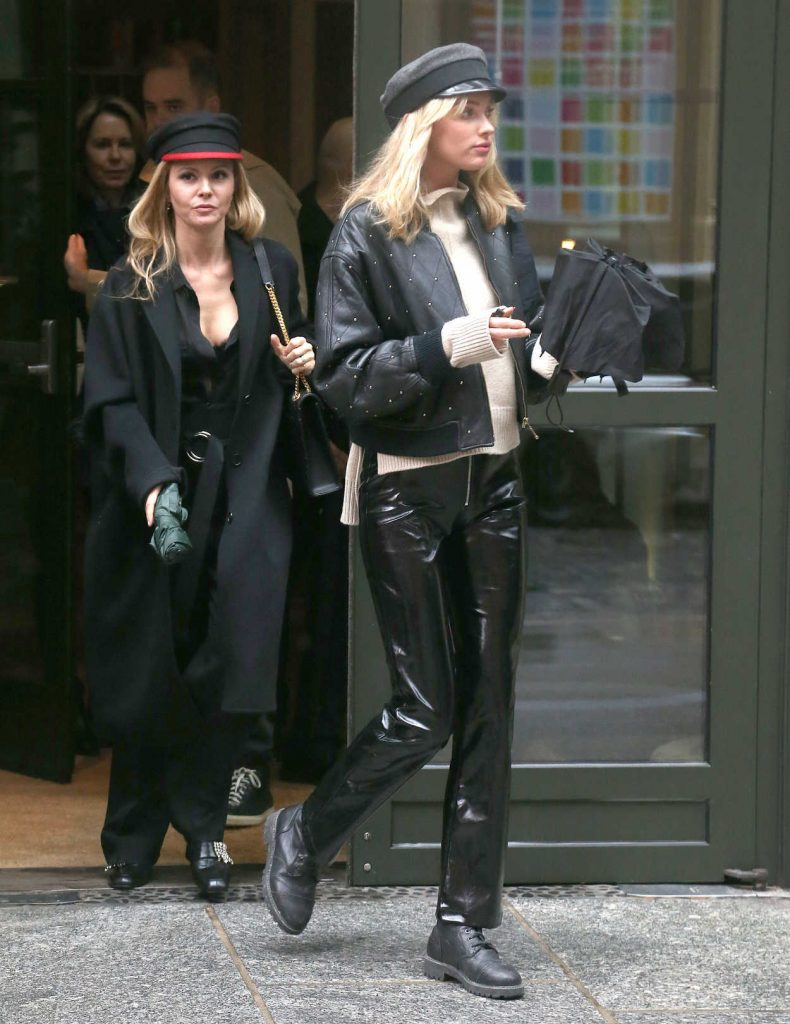 Elsa Hosk Was Seen Out in NYC 02/11/2018-3