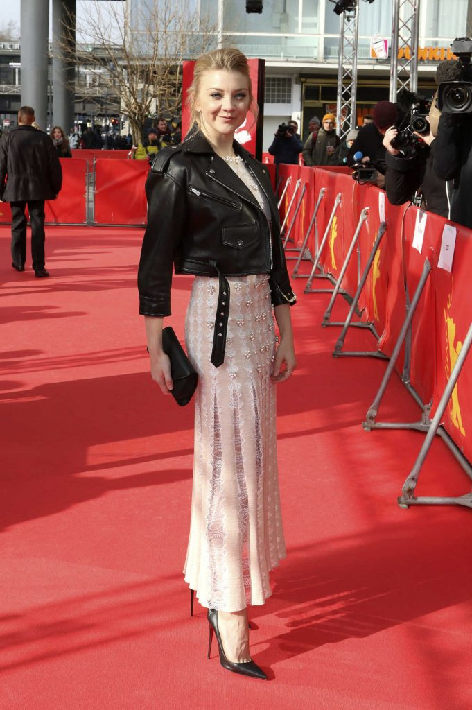 Natalie Dormer at the Picnic at Hanging Rock Premiere During the 68th Berlin Film Festival in Berlin 02/19/2018-2