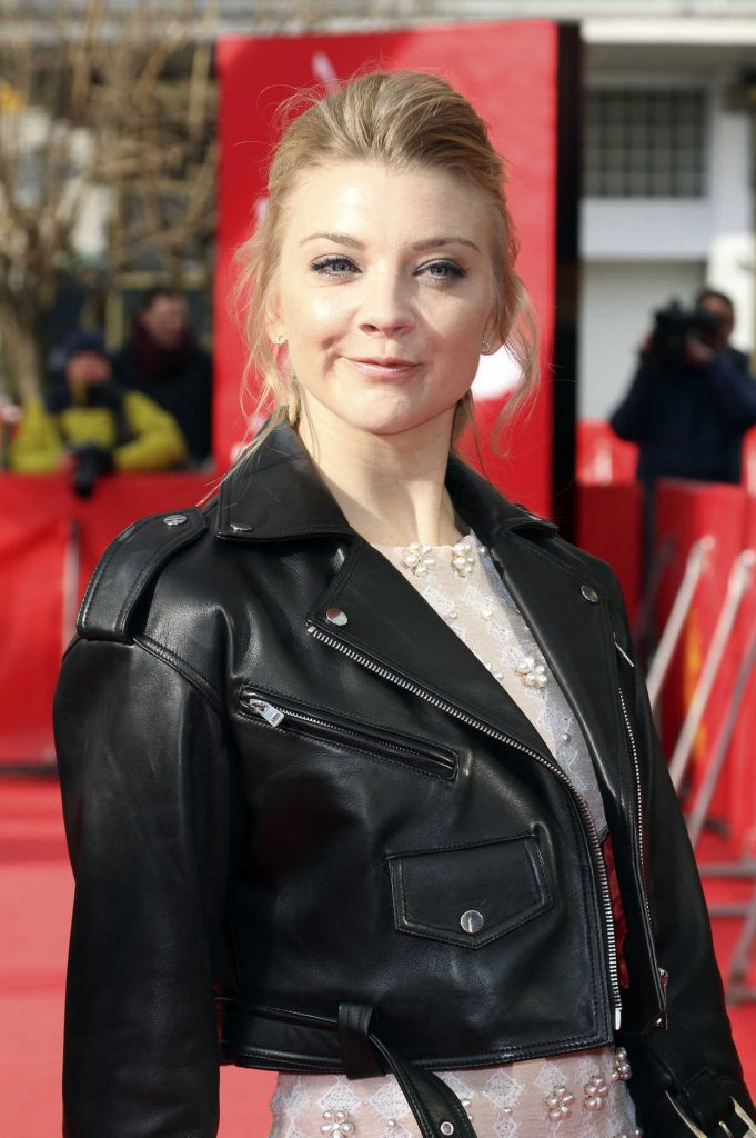 Natalie Dormer at the Picnic at Hanging Rock Premiere During the 68th Berlin Film Festival in Berlin 02/19/2018-5