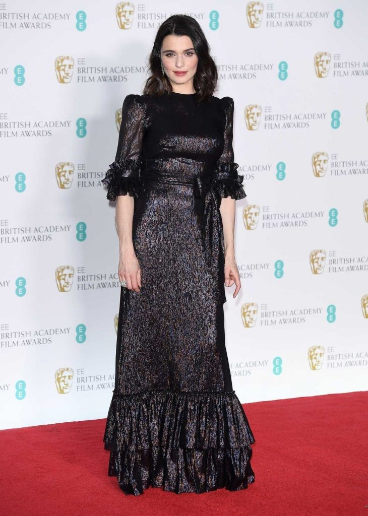 Rachel Weisz at the 71st British Academy Film Awards at Royal Albert Hall in London 02/18/2018-1