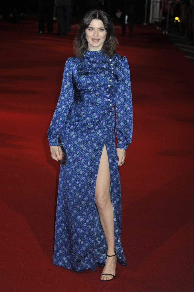 Rachel Weisz at The Mercy World Premiere at The Curzon Mayfair in London 02/06/2018-1