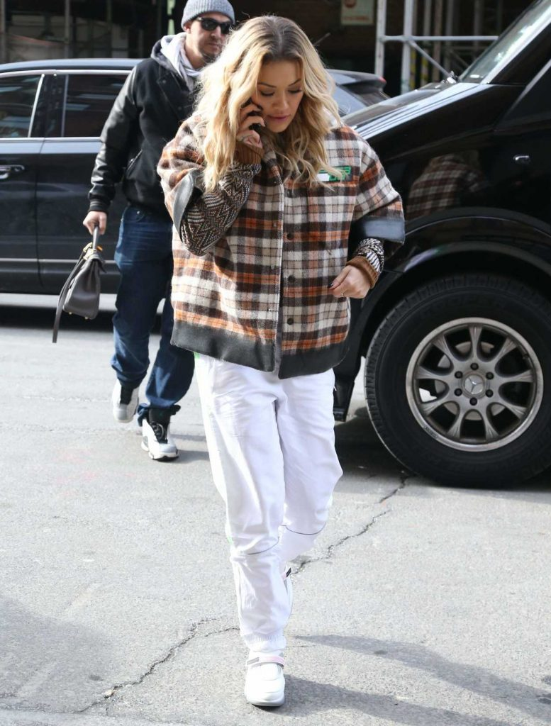 Rita Ora Was Seen Out in New York City 02/01/2018-3