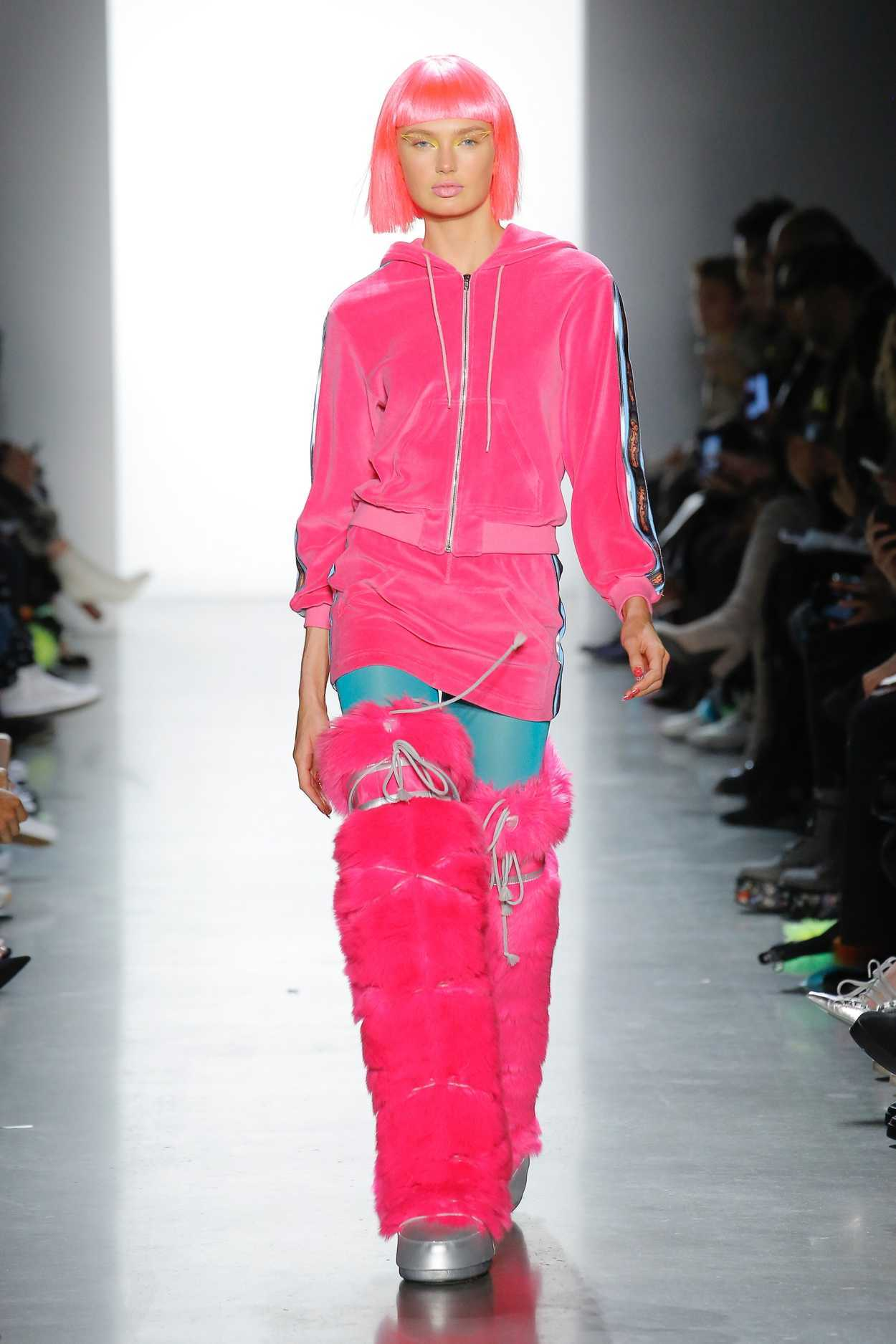 Dna New York Show For Fashion