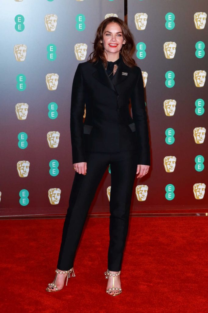 Ruth Wilson at the 71st British Academy Film Awards at Royal Albert Hall in London 02/18/2018-1