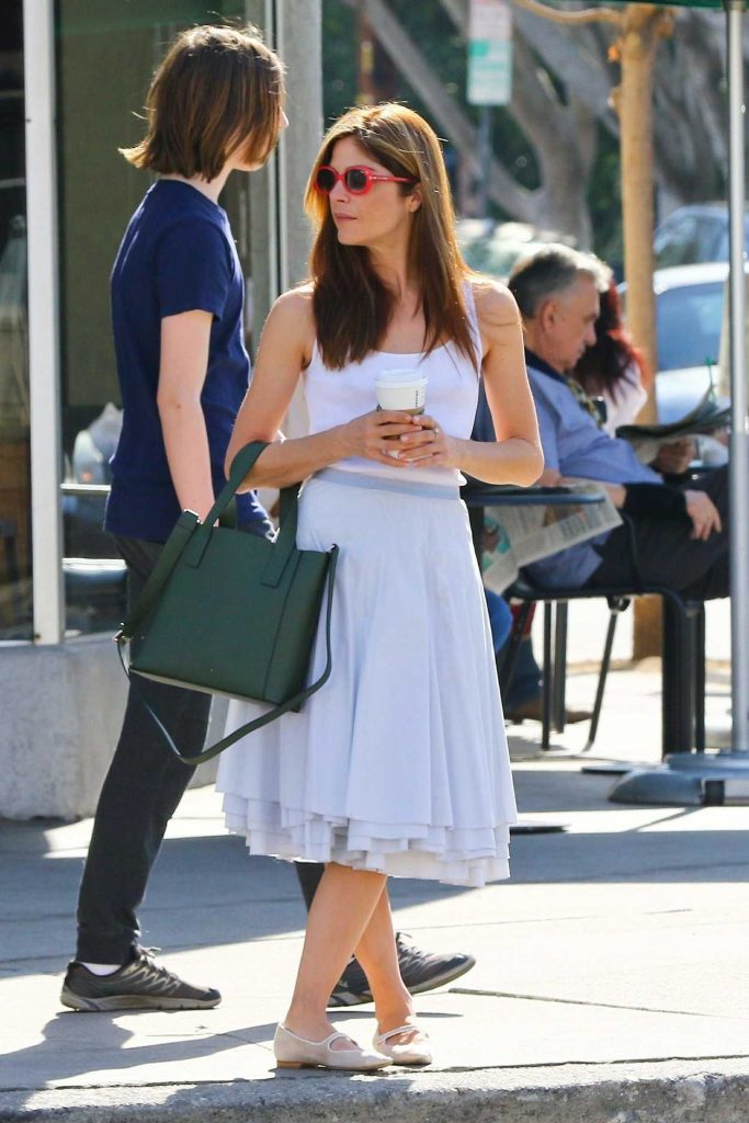 Selma Blair Grabs a Coffee in Studio City 02/01/2018-3