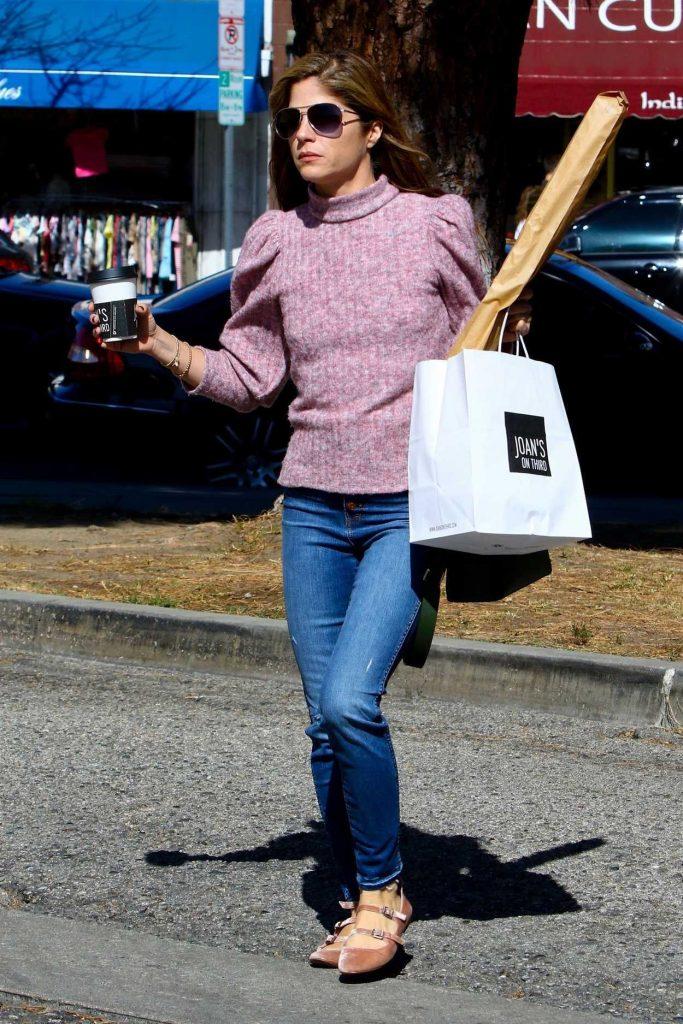 Selma Blair Leaves Joan's on 3rd in Studio City 02/26/2018-1
