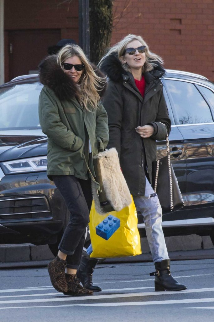 Sienna Miller Was Spotted Out in New York City 02/04/2018-4