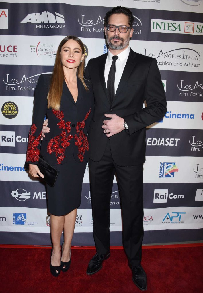 Sofia Vergara at Italia Film, Fashion and Art Festival in Los Angeles 02/25/2018-4
