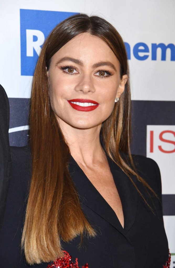 Sofia Vergara at Italia Film, Fashion and Art Festival in Los Angeles 02/25/2018-5