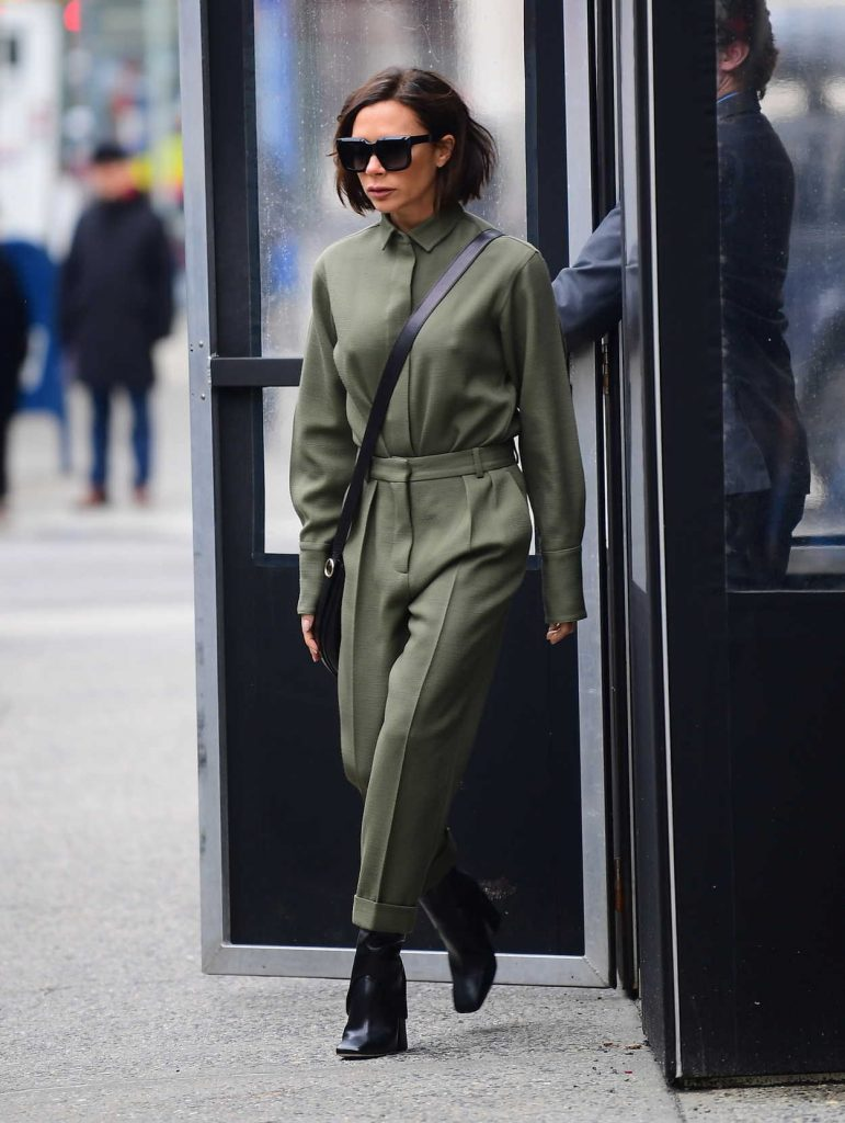 Victoria Beckham Was Seen Out in New York City 02/12/2018-1