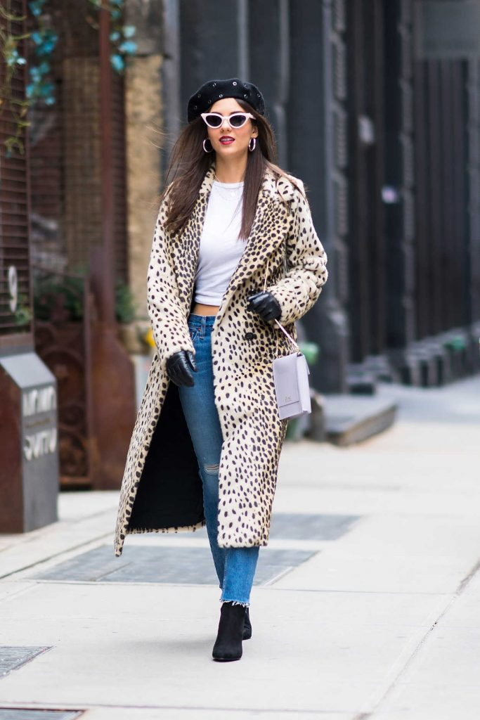 Victoria Justice Was Spotted Out in NYC 02/09/2018-1